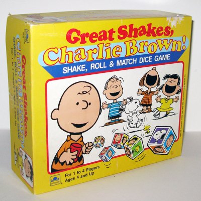 Great Shakes, Charlie Brown Dice Game