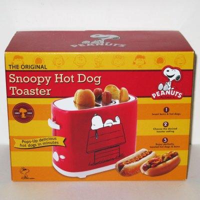 Snoopy Hot Dog Toaster