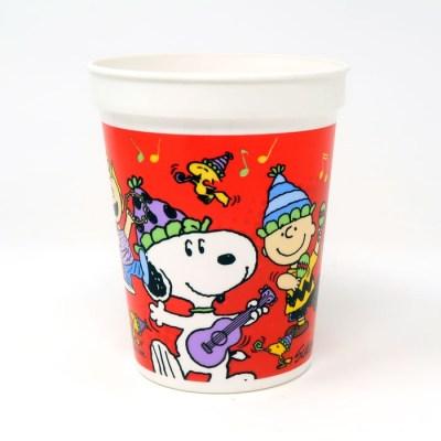 Peanuts Birthday Party Cup
