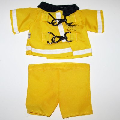 Snoopy Dress-Up Doll Firefighter Outfit