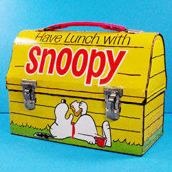 Peanuts Lunch Boxes