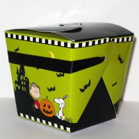 Linus and Snoopy Halloween Treat Box