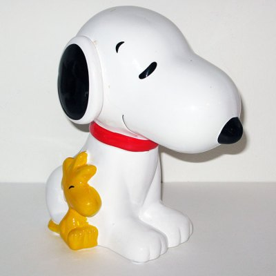 Snoopy and Woodstock Bank