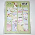 Snoopy and Woodstock Napping Note Pad