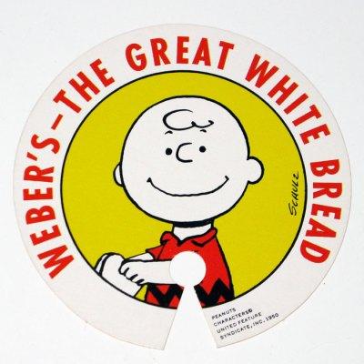 Charlie Brown Weber's Bread Tie