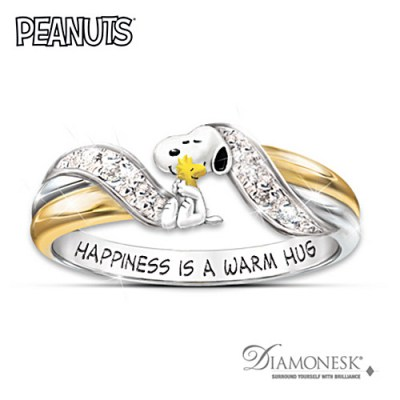 Click to shop Peanuts Gifts at The Bradford Exchange and support our site.