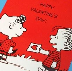 Peanuts Valentine's Day Card Exchange