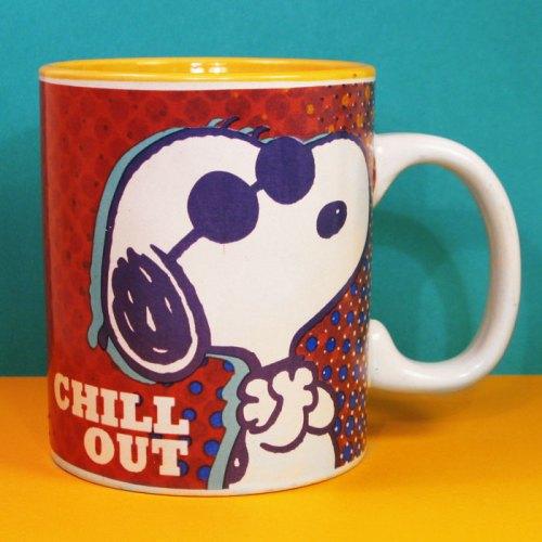 Joe Cool Chill Out Mug