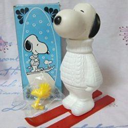 Vintage Peanuts Snoopy Doll Improve Motor Skills Activity