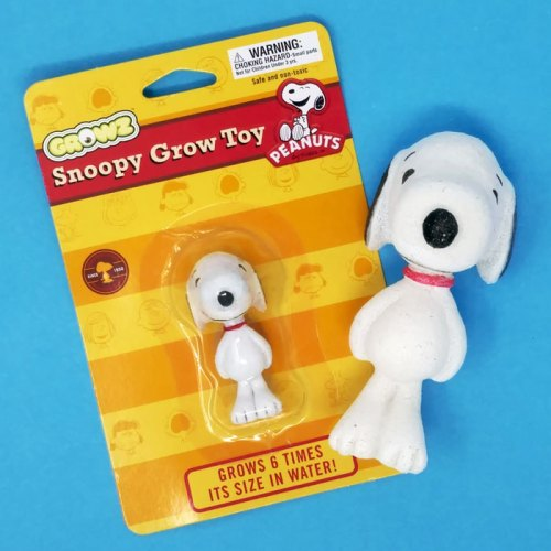 Snoopy Grow Toy by ICUP Review