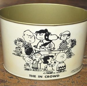 Peanuts Letter Box