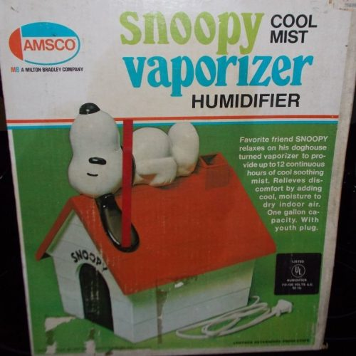 Snoopy Cool Mist Vaporizer Humidifier