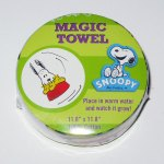 Snoopy Magic Towel