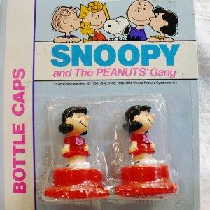 Peanuts Bottle Caps