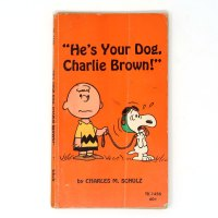 He's Your Dog, Charlie Brown Paperback Book