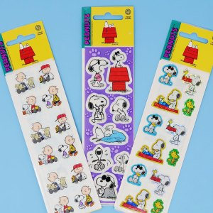 Snoopy Sticker Fun