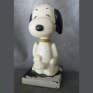 Snoopy Bobblehead by Lego