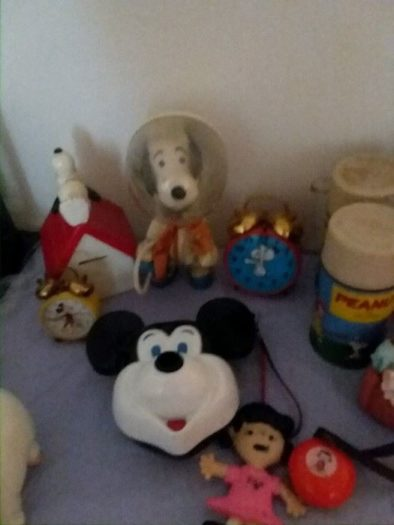 Peanuts Toys