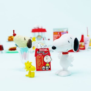 Snoopy's American Diner