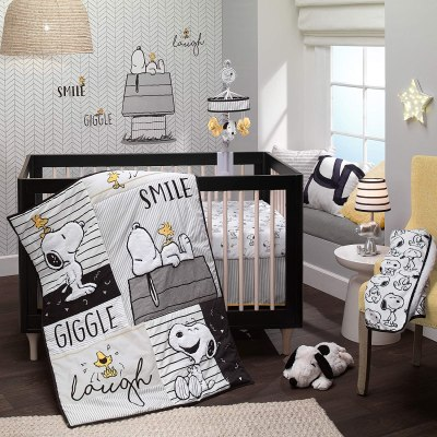 Snoopy Bedding from Buy Buy Baby