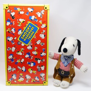 Snoopy's Wardrobe Sheriff Outfit