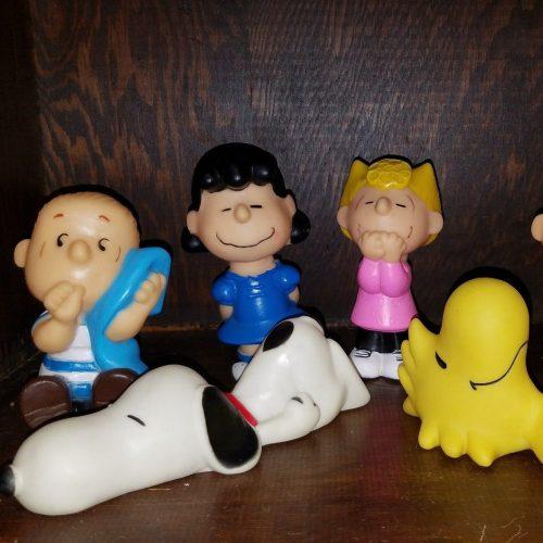 Peanuts Squeaky Dog Toys