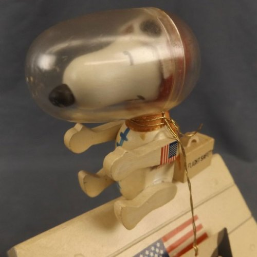 Snoopy Astronaut Musical