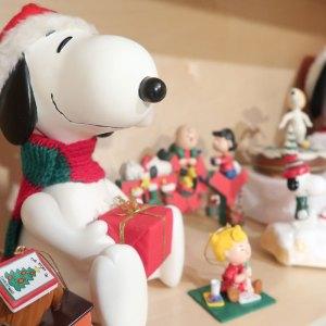 Snoopy Christmas Heaven