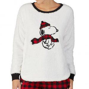 Peanuts Christmas Pajamas from Dillard's