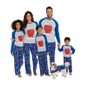 Peanuts Christmas Pajamas from JcPenney