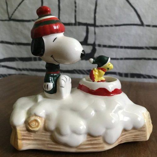 Peanuts Rotating Christmas Musical