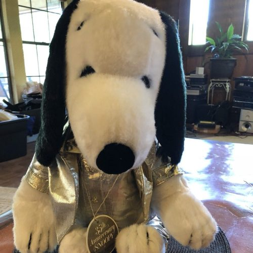 Snoopy 35th Anniversary Plush