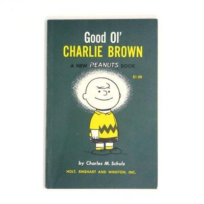 Good 'Ol Charlie Brown Peanuts Book
