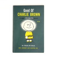 Good 'Ol Charlie Brown Peanuts Book