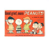 Good Grief, More Peanuts! Book