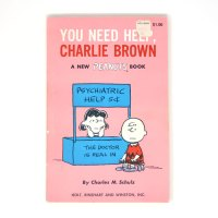 You Need Help, Charlie Brown Peanuts Book