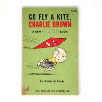 Go Fly A Kite, Charlie Brown Peanuts Book