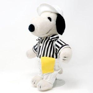 Referee Snoopy