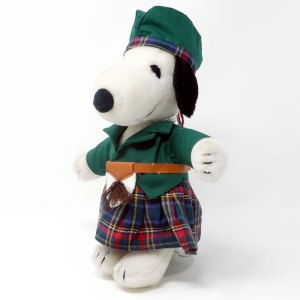 Scottish Snoopy