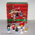 Peanuts 'The Best Christmas Ever' Figurine Set