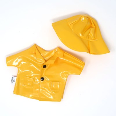 Snoopy Dress-Up Doll Rain Slicker Outfit