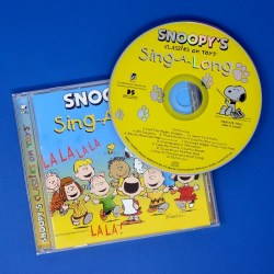 Click to shop Peanuts Music Collectibles