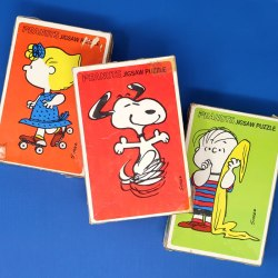 Click to shop Peanuts Puzzles