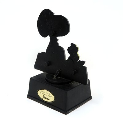 Snoopy Woodstock Secretary Trophy
