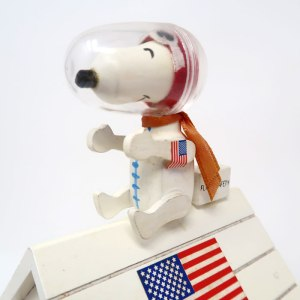 Astronaut Snoopy Musical & More