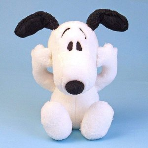 Snoopy Cuddle Time