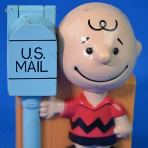 Charlie Brown Gumball Dispenser