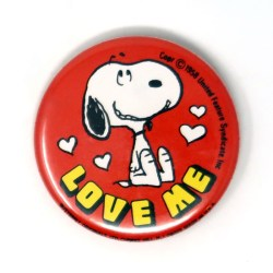 Click to shop Collectible Peanuts Buttons