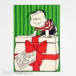 Linus Pop-up Christmas Card