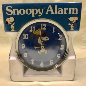 Equity Snoopy Alarm Clock